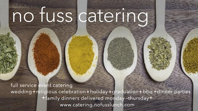 No Fuss Lunch Catering